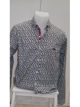 CAMISA CABALLERO MOD. ROMA THE SURFCAR